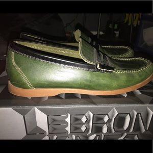 Other - Green zeeva dress shoes